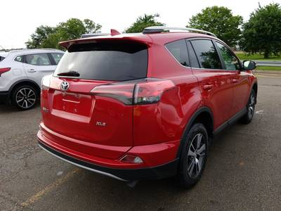 Used TOYOTA RAV4 2017 WEST PALM XLE