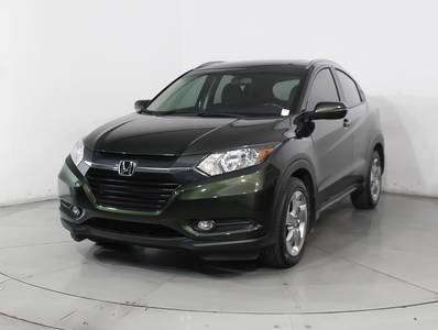 Used HONDA HR-V 2017 MIAMI EX-L