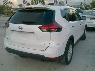 Used NISSAN ROGUE 2019 MIAMI Sv