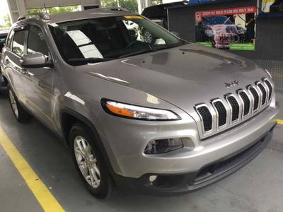 Used JEEP CHEROKEE 2018 MIAMI LATITUDE