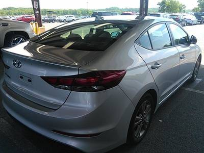 Used HYUNDAI ELANTRA 2018 WEST PALM Sel