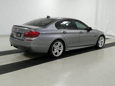 Used BMW 5-SERIES 2015 WEST PALM 535i M Sport