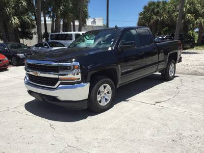 Used CHEVROLET SILVERADO 2018 WEST PALM Lt 1lt 4x4