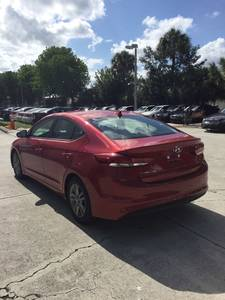Used HYUNDAI ELANTRA 2017 WEST PALM Se