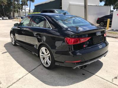 Used AUDI S3 2015 WEST PALM PREMIUM