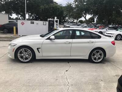 Used BMW 4-Series 2016 WEST PALM 428i M Sport