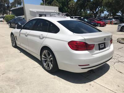 Used BMW 4-SERIES 2015 WEST PALM 428I GRAN COUPE