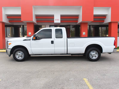 Used FORD F-250 2015 MIAMI F250