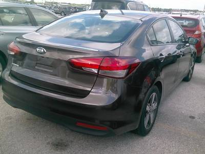 Used KIA FORTE 2018 WEST PALM Lx
