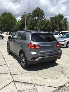 Used MITSUBISHI OUTLANDER-SPORT 2018 WEST PALM Sel