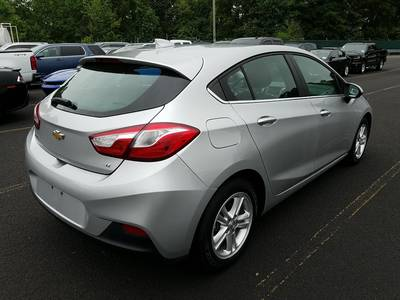 Used CHEVROLET CRUZE 2017 WEST PALM LT