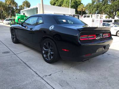 Used DODGE CHALLENGER 2019 WEST PALM R/t