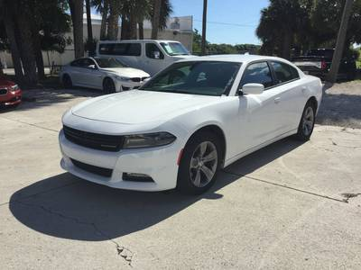 Used DODGE CHARGER 2018 WEST PALM Sxt Plus