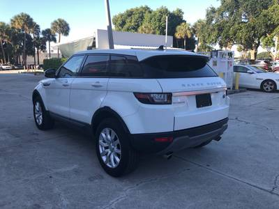 Used LAND-ROVER RANGE-ROVER-EVOQUE 2016 WEST PALM SE