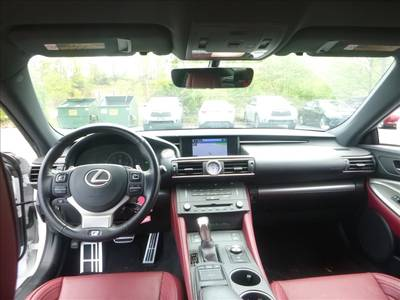 Used LEXUS RC-350 2016 HOLLYWOOD F Sport Awd