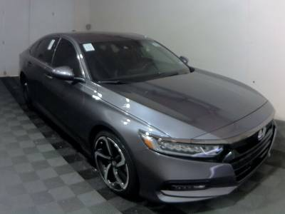 Used HONDA ACCORD 2018 HOLLYWOOD SPORT