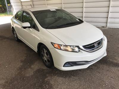 Used HONDA CIVIC 2015 HOLLYWOOD HYBRID