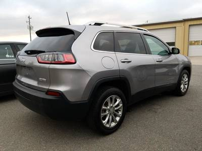 Used JEEP CHEROKEE 2019 MARGATE LATITUDE