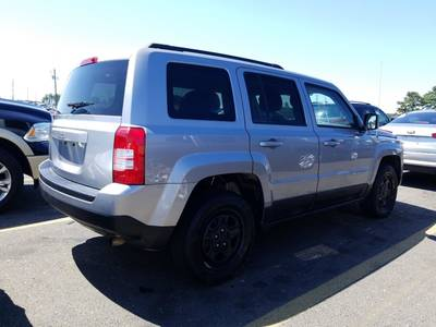 Used JEEP PATRIOT 2017 MARGATE SPORT