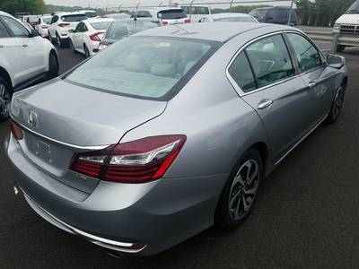 Used HONDA ACCORD 2016 MARGATE Ex-L