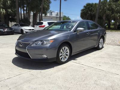 Used LEXUS ES-300H 2014 WEST PALM Hybrid