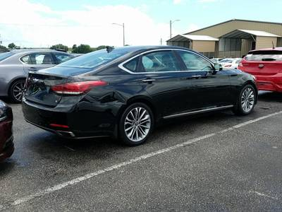 Used HYUNDAI GENESIS 2016 MIAMI Signature Package