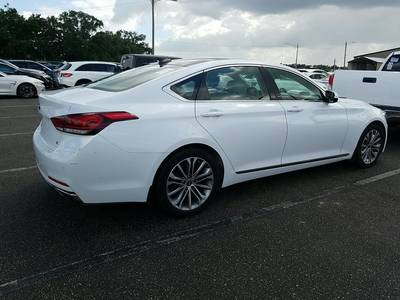 Used HYUNDAI GENESIS 2016 MARGATE Signature Package