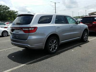 Used DODGE DURANGO 2018 MARGATE Gt Awd