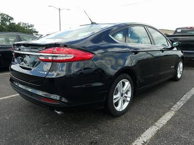 Used FORD FUSION 2018 MARGATE SE HYBRID