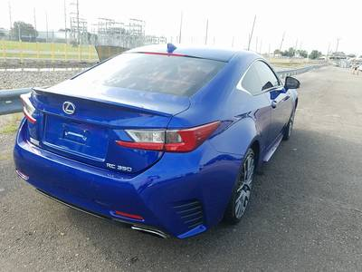 Used LEXUS RC-350 2015 MIAMI F Sport