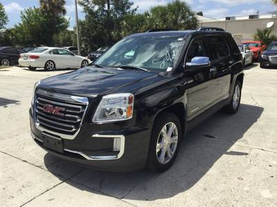 Used GMC TERRAIN 2016 WEST PALM SLT