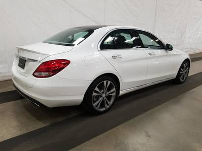 Used MERCEDES-BENZ C-CLASS 2016 WEST-PALM C350E