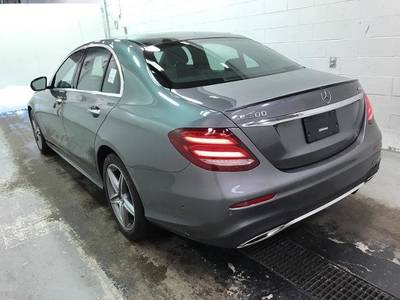 Used MERCEDES-BENZ E-CLASS 2017 WEST PALM E300 4MATIC