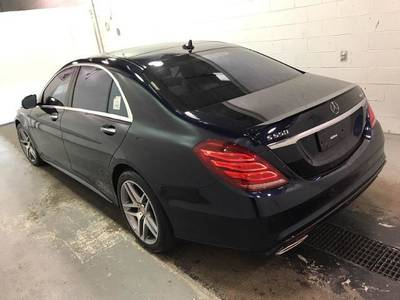 Used MERCEDES-BENZ S-CLASS 2015 WEST PALM S550 4MATIC