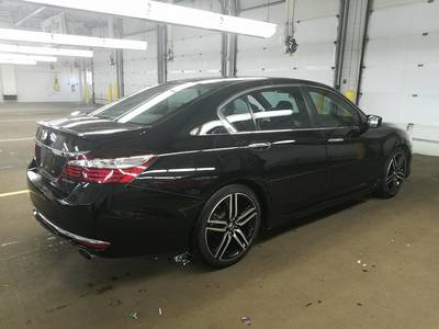 Used HONDA ACCORD 2016 WEST PALM SPORT