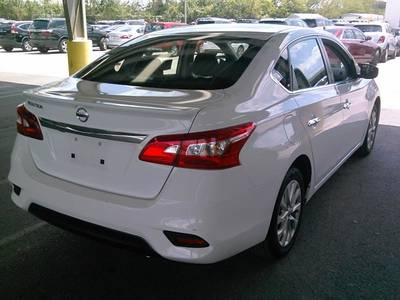 Used NISSAN SENTRA 2018 MIAMI S