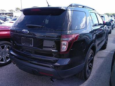Used FORD EXPLORER 2015 MIAMI SPORT
