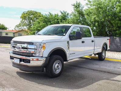 Used FORD F-250 2017 WEST PALM Xl Crew Cab 4x4
