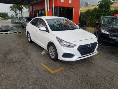 Used HYUNDAI ACCENT 2018 MIAMI Se