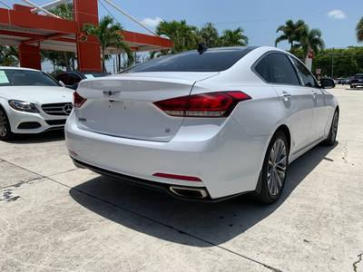 Used HYUNDAI GENESIS 2016 WEST PALM SIGNATURE PACKAGE
