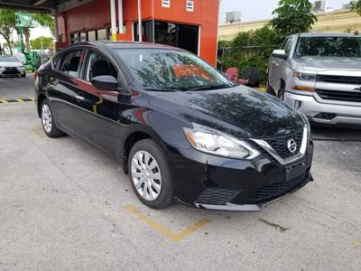 Used NISSAN SENTRA 2017 HOLLYWOOD S