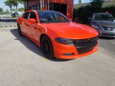 Used DODGE CHARGER 2018 MIAMI R/t