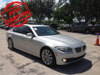Used BMW 5-SERIES 2012 MIAMI 535I