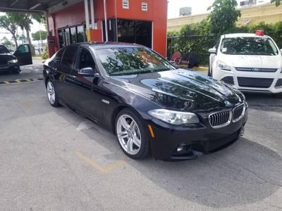 Used BMW 5-SERIES 2016 MIAMI 535i M Sport