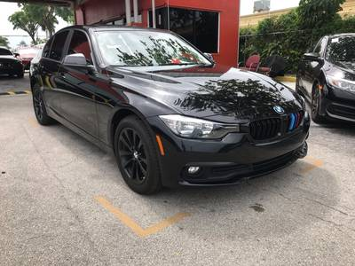 Used BMW 3-SERIES 2016 HOLLYWOOD 320I