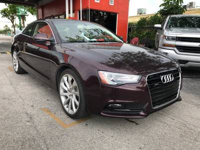 Used AUDI A5 2014 MIAMI PREMIUM PLUS