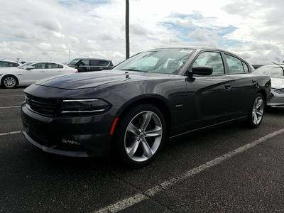 Used DODGE CHARGER 2018 MARGATE R/t