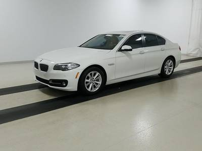 Used BMW 5-SERIES 2016 MARGATE 528I