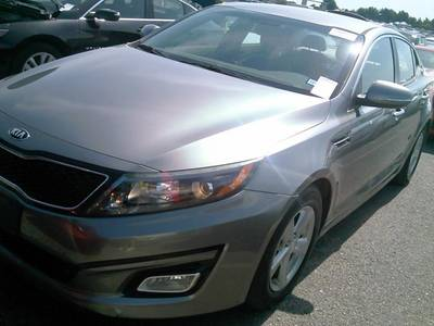 Used KIA OPTIMA 2015 MIAMI LX