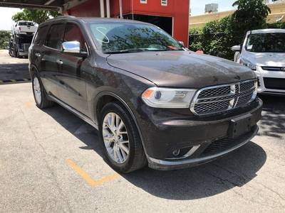 Used DODGE DURANGO 2017 MIAMI SXT